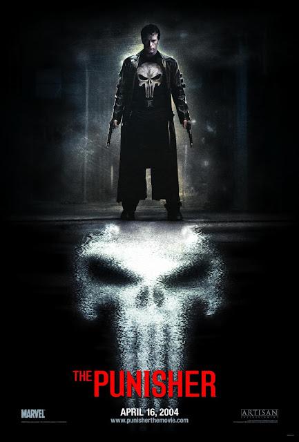El Castigador (The Punisher) 1080p - Latino - Ingles - Portada