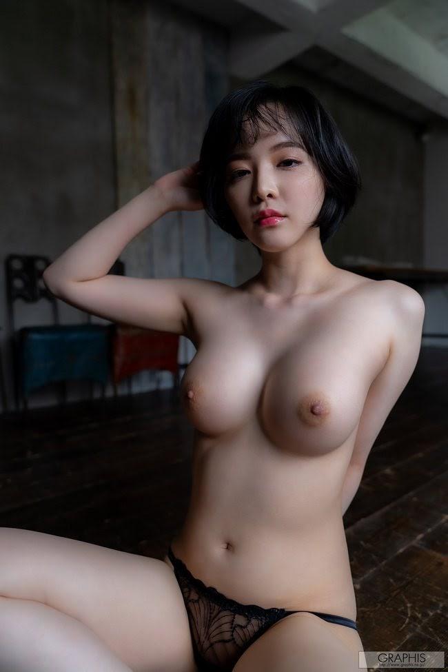 [Graphis] First Gravure &  Tsubaki Sannomiya 三宮つばき vol.5 sexy girls image jav
