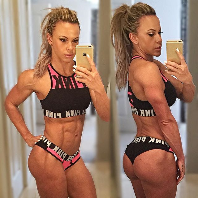 Mom Fitness Jenadine Havenga