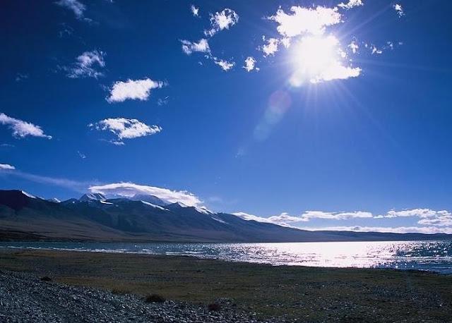 阿里景點-西藏聖湖瑪旁雍措