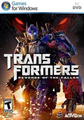 Transformers Revenge of the Fallen PC Full ISO