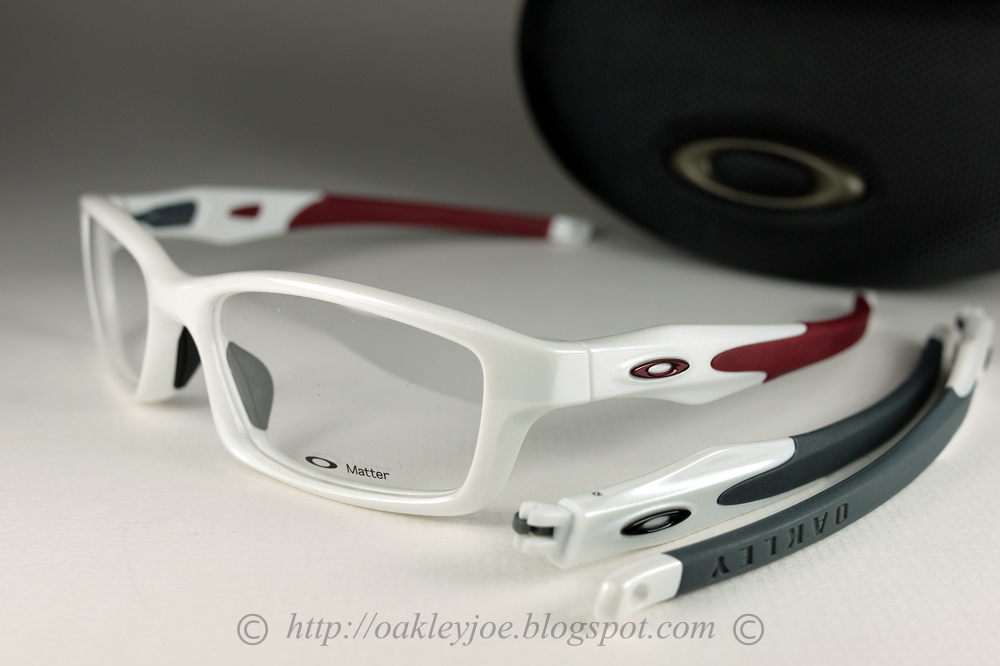 Crosslink Oakley Rubber   Oakley RayBan Glasses dc30ddad9a67