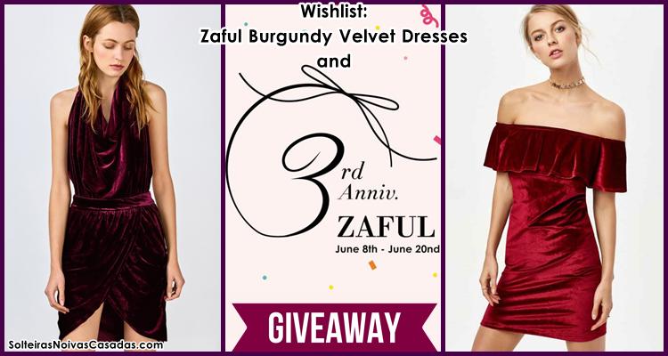 Giveaway Zaful