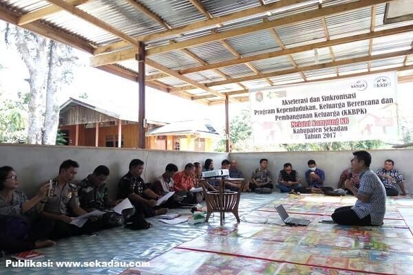 Riam Panjang Target Lokasi Kampung KB