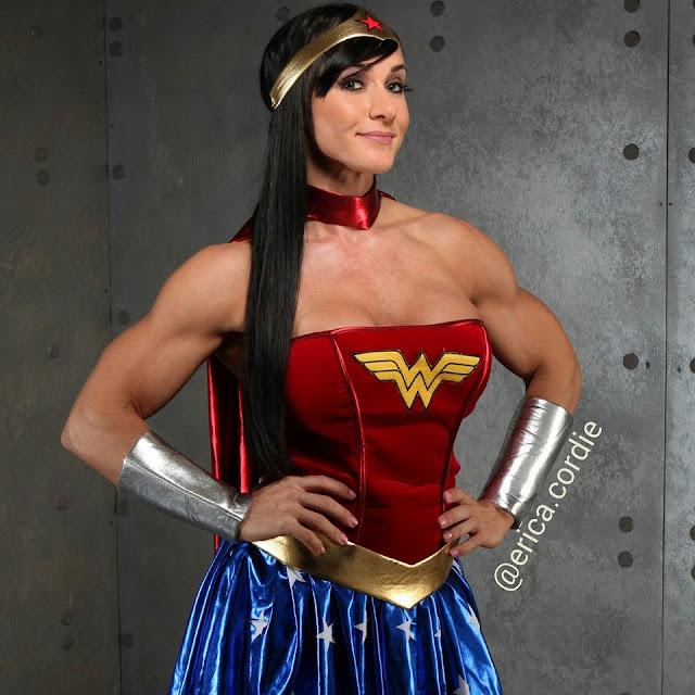 Erica Cordie Wonder Woman
