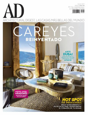 Revista AD Architectural Digest México - Mayo 2017