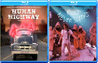 """Neil Young"", ""Blu-Ray"", ""Human Highway"", ""Rust Never Sleeps"""