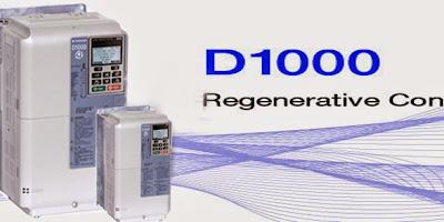 Inverter D1000 Yaskawa