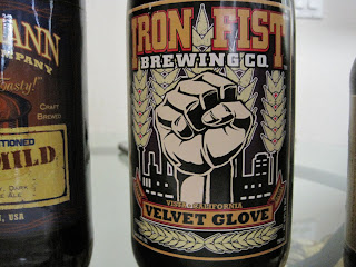 Iron fist velvet glove very