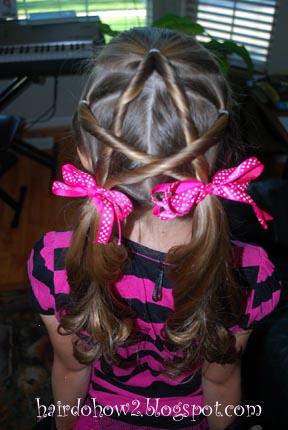 hairdo - belle's 1st day