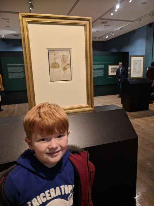 5 Reasons to Visit the Leonardo da Vinci: A Life in Drawing Exhibition at Sunderland Museum & Winter Gardens with Kids
