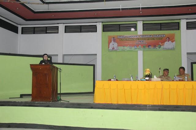 Rakor PKH Kabupaten Subang Tahun 2017