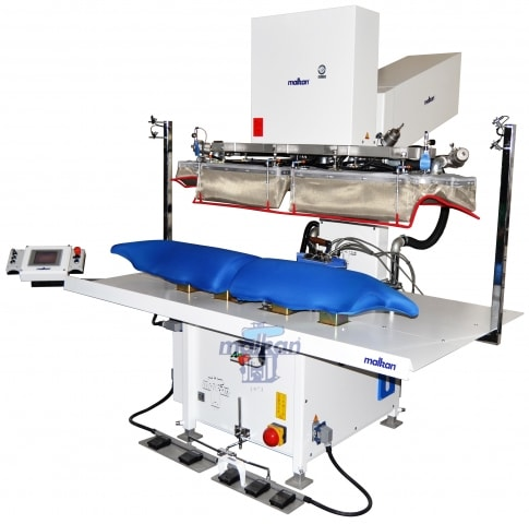 Carousel press