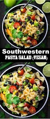 #SOUTHWESTERN #PASTA #SALAD (#VEGAN)
