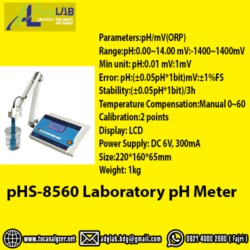 harga ph meter