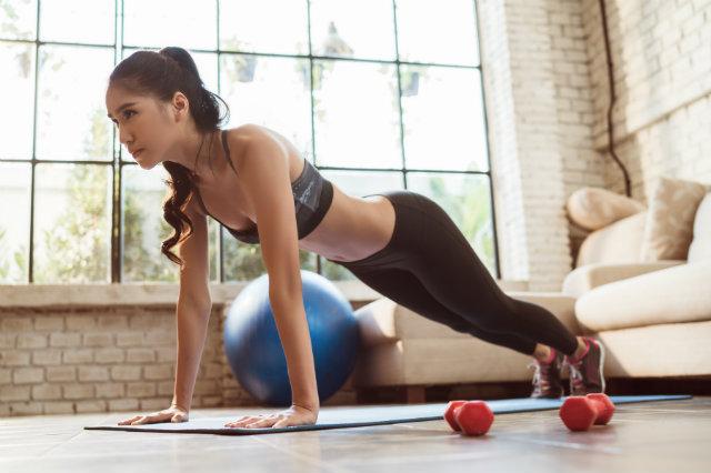 Lưu ý khi tập gym