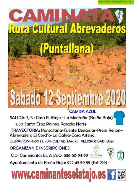 EL ATAJO: Abrevaderos de Puntallana
