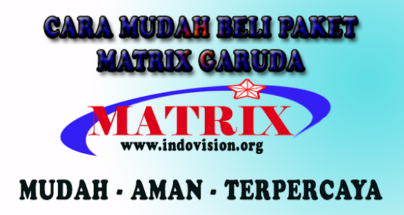 Paket All Channel Matrix Garuda