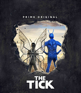 The Tick on Amazon, season two premiere date