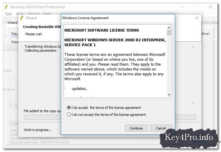 Hướng dẫn tạo USB Boot cài đặt Windows Server 2012 R2