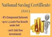 National Saving Certificate (NSC in Hindi)
