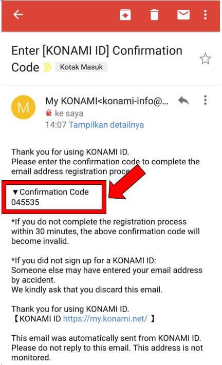 Cara Mudah Menautkan Akun PES 2019 Ke ID Konami - KANGARIF COM