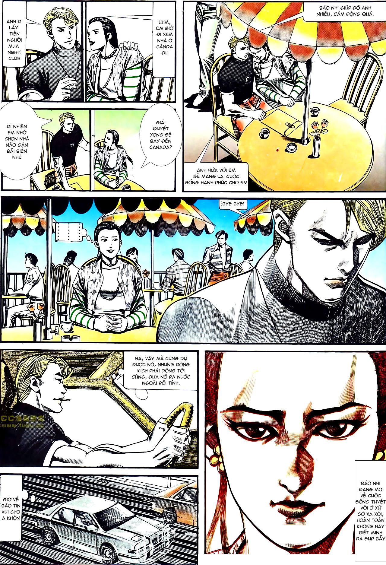 Người Trong Giang Hồ chapter 137: yêu nhất là ai trang 18