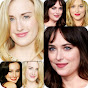 Ashley Johnson looks like Dakota Johnson look alike Sisters in Fifty Shades of Grey and Growing Pains into Beautiful Women