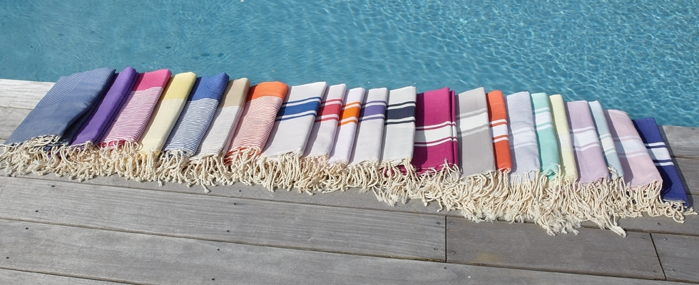 fouta accessorio dell'estate