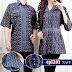18+ Contoh Baju Batik Couple Modis Lengan Panjang Untuk Remaja