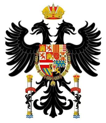 Escudo Imperial de Carlos I (1520)