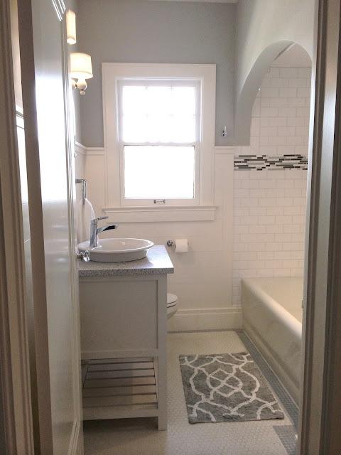 Bungalow Guest Bathroom Reveal Elz Design