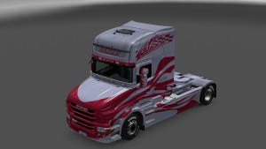 Raiser Skin for Scania T
