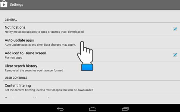 Cara Paling Mudah untuk Mematikan Fitur Auto Update Supaya Android Tidak Lemot