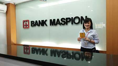 Cara Menghubungi Bank Maspion