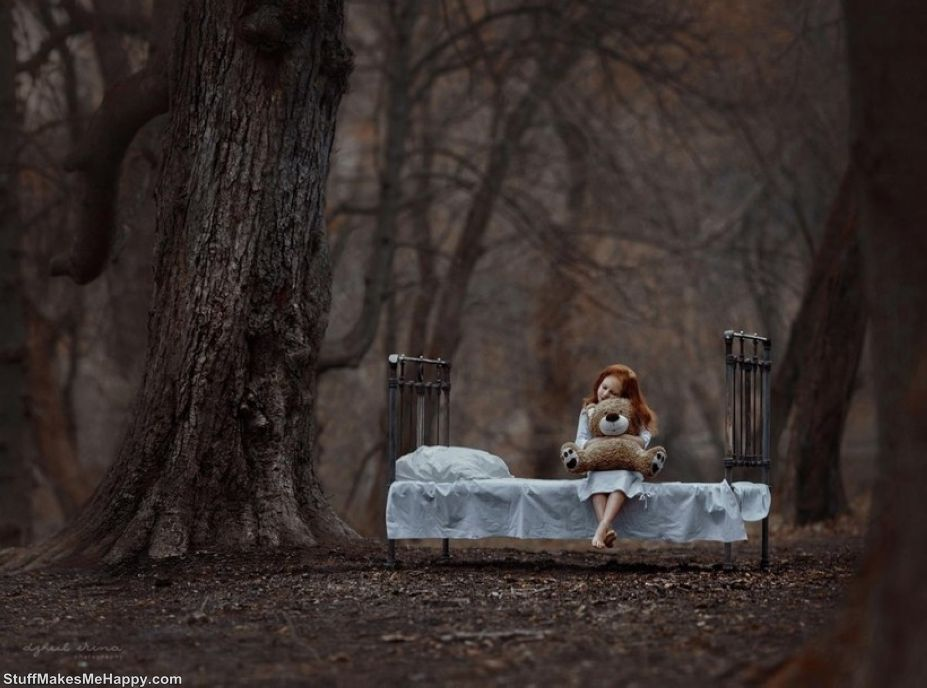 20 Extraordinary Photographs of Dzhul Irina That Capture the Soul