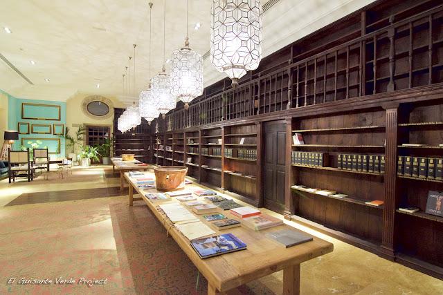 Biblioteca del Parador Nacional de Corias