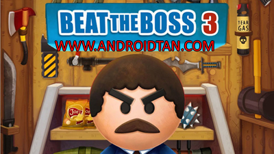 Download Beat The Boss 3 Mod Apk v2.0.0 Android Terbaru 2017