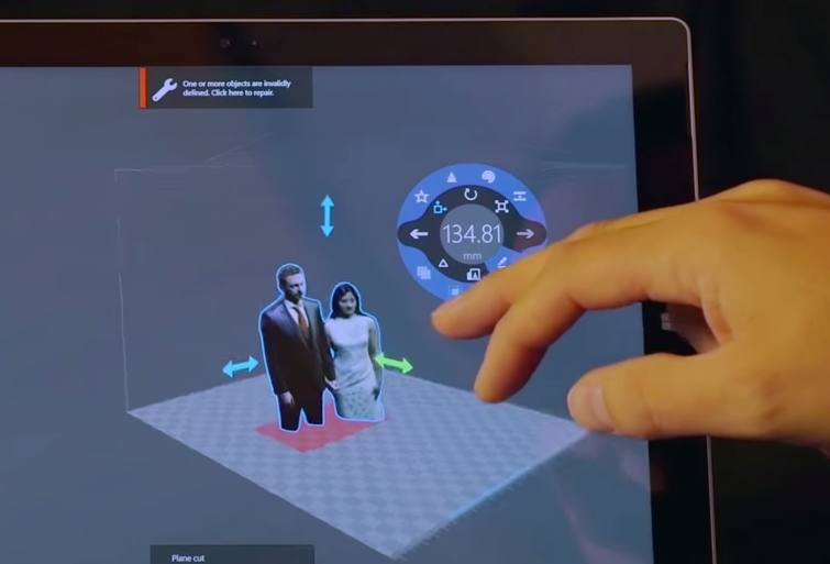 DIY 3D Printing: Kinect for Windows gives you direct 3d scanning