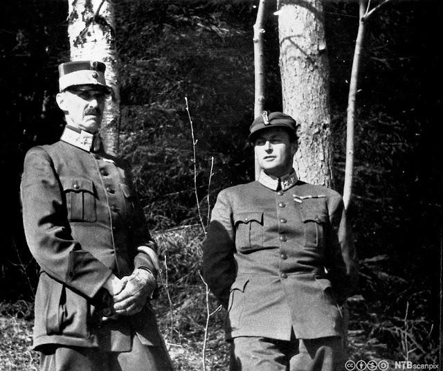 29 April 1940 worldwartwo.filminspector.com Haakon Molde