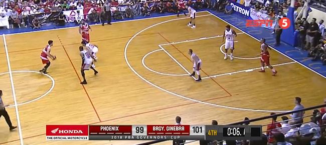 HIGHLIGHTS: Ginebra vs. Phoenix (VIDEO) September 29