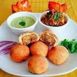 Litti aur Chokha (Bihari Cuisine)- Indian Cuisine Recipe # 16 ~ Stranger on my shelf...