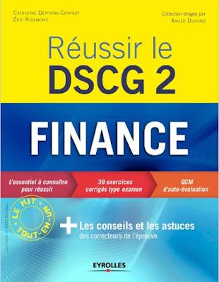 Télécharger Livre Gratuit Réussir le DSCG 2 Finance pdf
