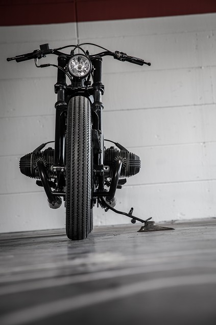 BMW R80 1987 By MB Cycles Hell Kustom