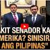 Cayetano at Pimentel nagsalita na sa PagSasabutahe ni Trillanes sa Pilipinas KAduda-duda