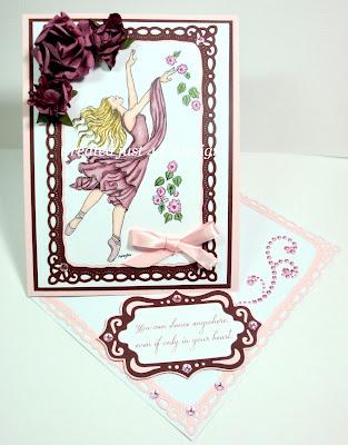 Morgan Fitzsimons Ballerina