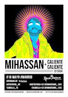 Concierto de Mihassan y Caliente Caliente en Rock Palace