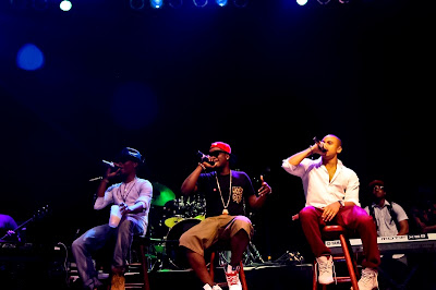 14 Banky W, Wizkid, Skales Kick Off EME US Tour (Photos)