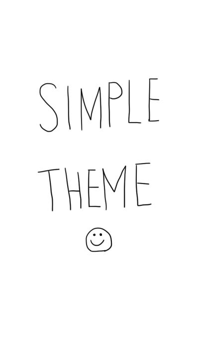 Simple theme + NIKO
