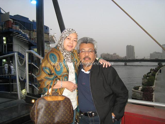 Percutian di Cairo